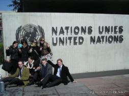 Reis naar Genève, 2008