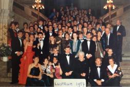 8e Lustrumviering, 1987